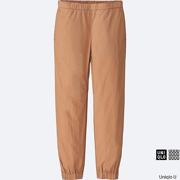 WOMEN U CLIMBING PANTS, BROWN, large