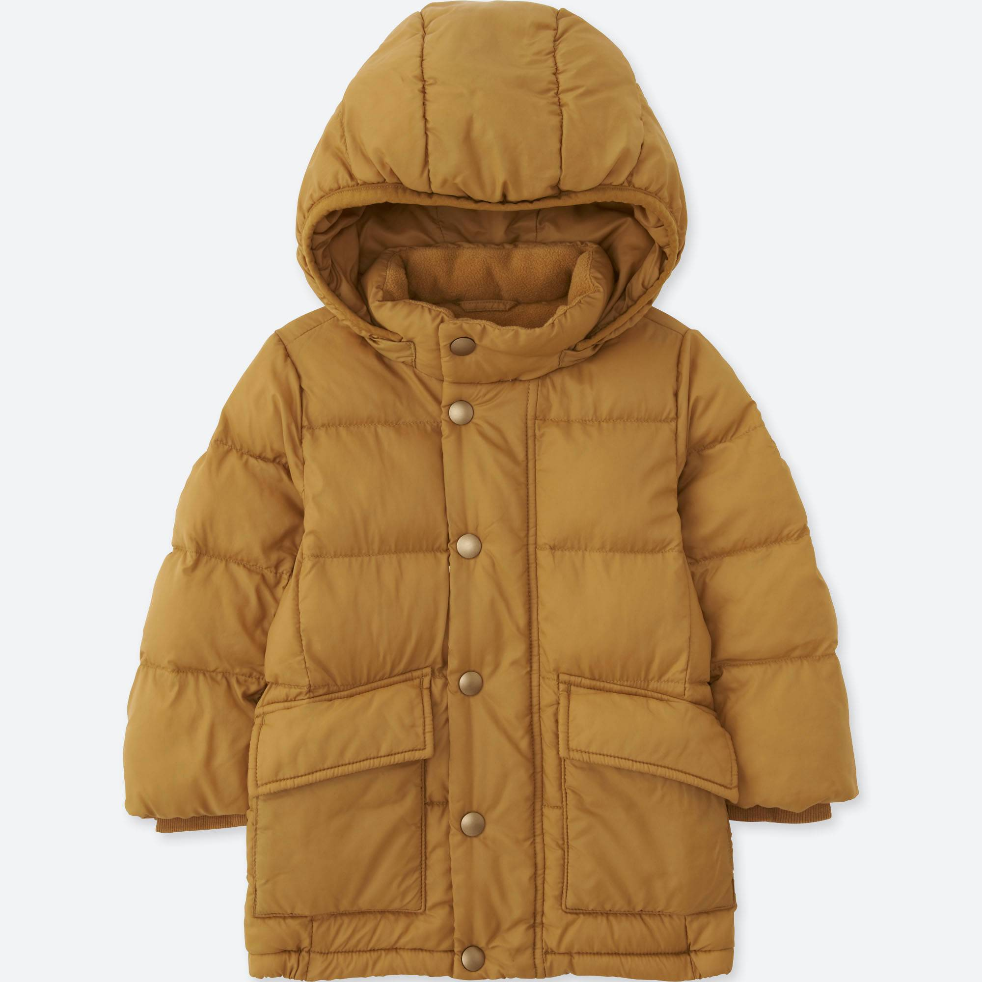 TODDLER WARM PADDED COAT | UNIQLO US