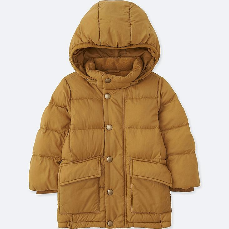 545bd5a1d TODDLER WARM PADDED COAT