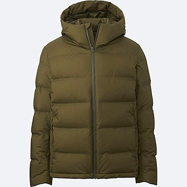 MEN SEAMLESS DOWN PARKA