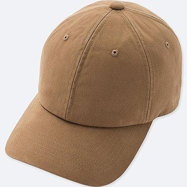 COTTON TWILL VINTAGE CAP