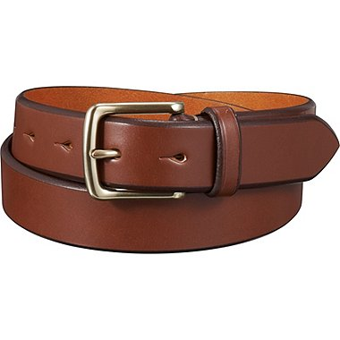 MEN Italian Saddle Leather Belt