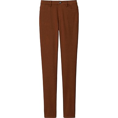 Womens Leggings, BROWN, medium