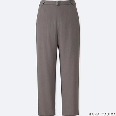 WOMEN HANA TAJIMA ANKLE LENGTH TROUSERS