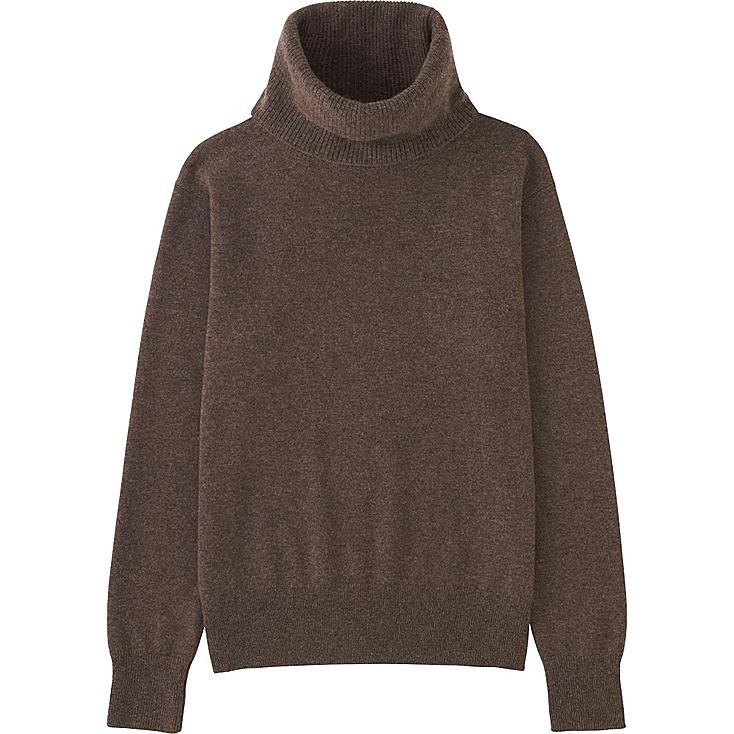 Shop AUTUMN CASHMERE RIBBED-KNIT TURTLENECK SWEATER, DARK BROWN, starting at € Similar ones also available. On SALE now!