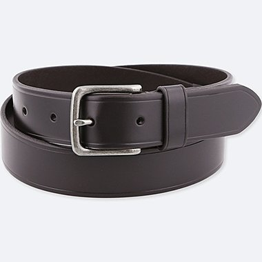 MEN ITALIAN BRIDLE LEATHER BELT