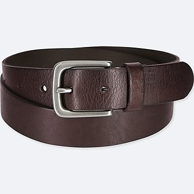 MEN LEATHER VINTAGE BELT