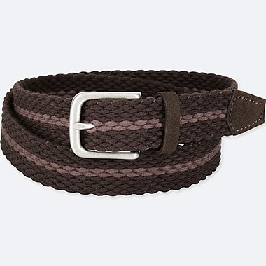 MEN STRETCH WOVEN BELT