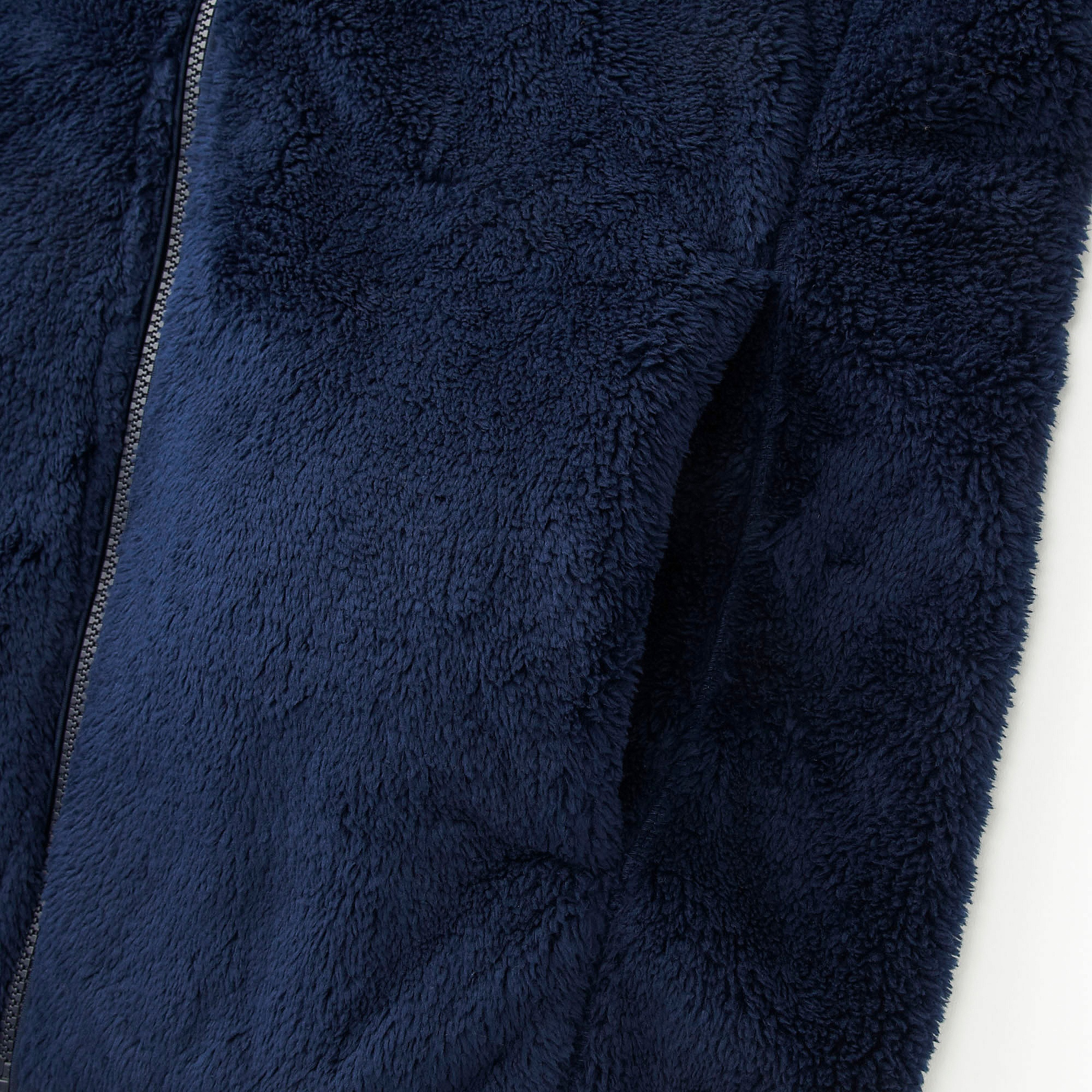 Uniqlo Men Fluffy Yarn Fleece Full Zip Jacket At 19 9 Love The Brands