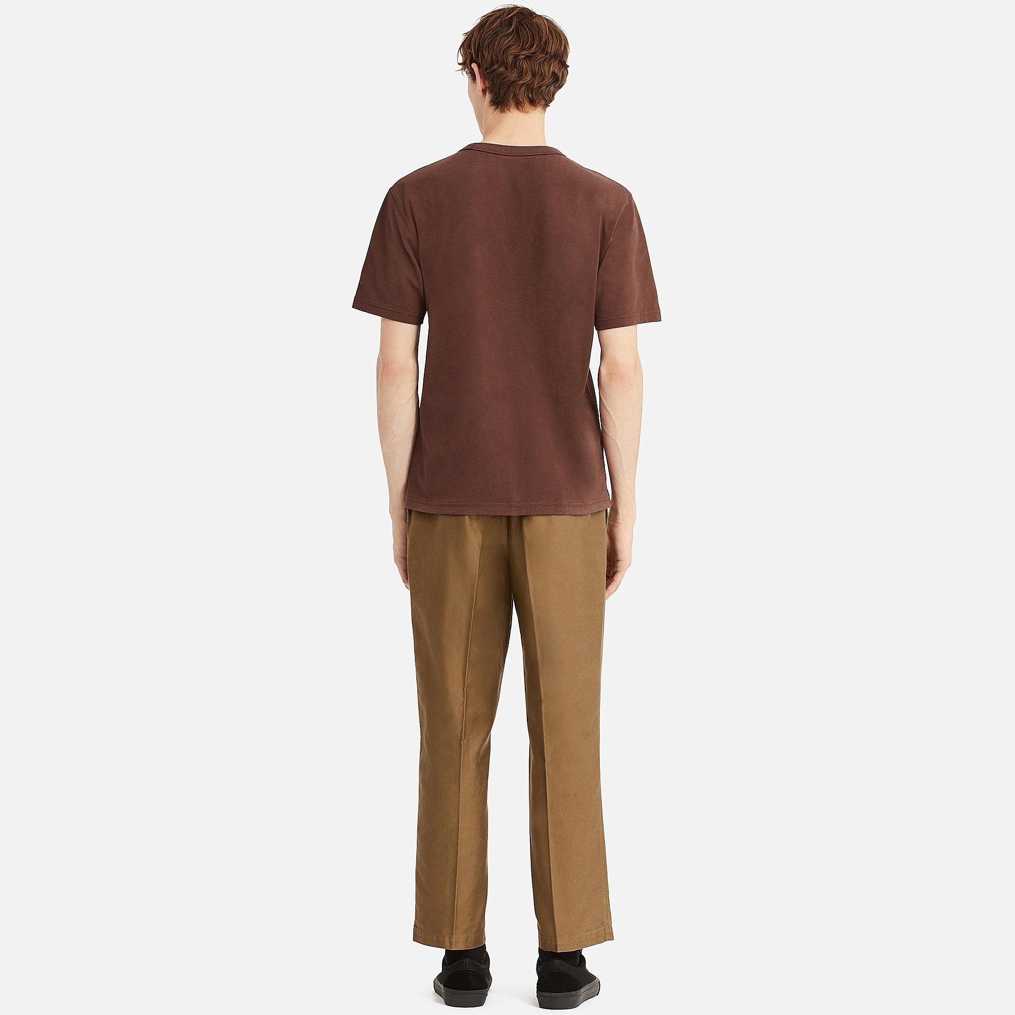a9992f3b64d8 Uniqlo MEN UNIQLO U Crew Neck Short Sleeve T-Shirt at £7.9