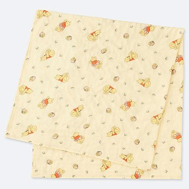 BABIES NEWBORN DISNEY COLLECTION WINNIE SWADDLE BLANKET