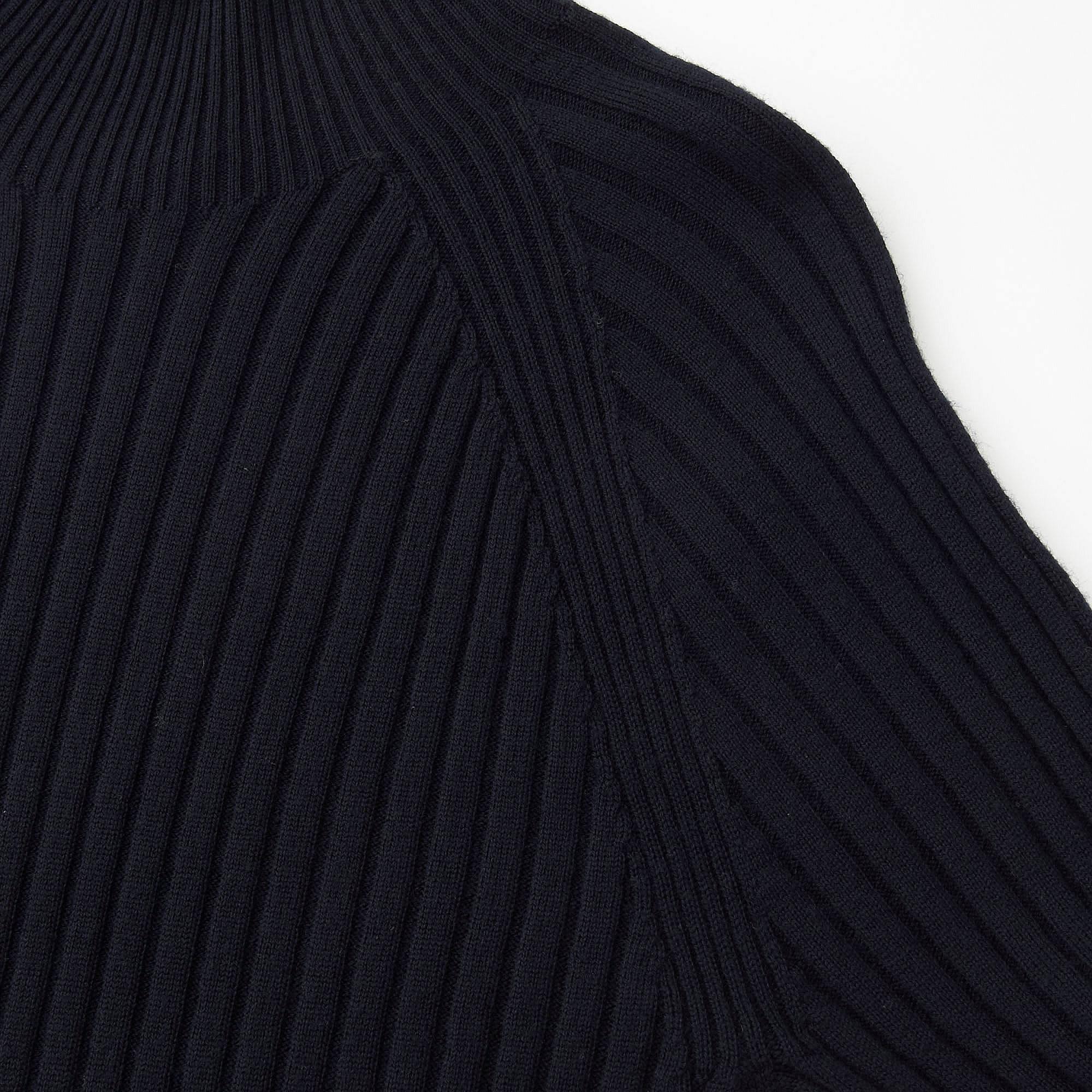 930beed8c54 Uniqlo WOMEN 3D EXTRA FINE MERINO RIBBED LONG SLEEVE DRESS at £59.9 ...