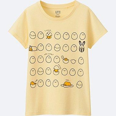 GIRLS SANRIO Short Sleeve Graphic T-Shirt