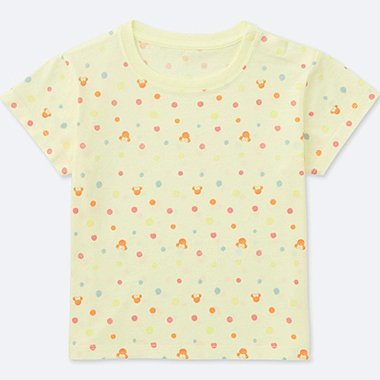 BABY T-SHIRT MICKEY & THE SUN