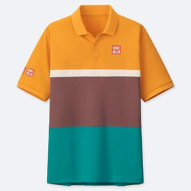 MEN KEI NISHIKORI AUSTRALIAN OPEN 19 DRY-EX POLO SHIRT
