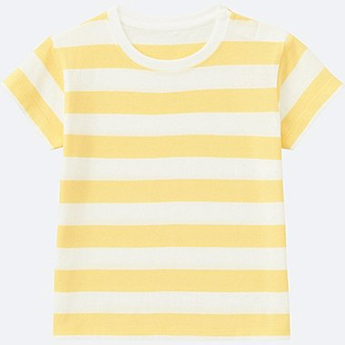 TODDLER Crew Neck Short Sleeve T-Shirt