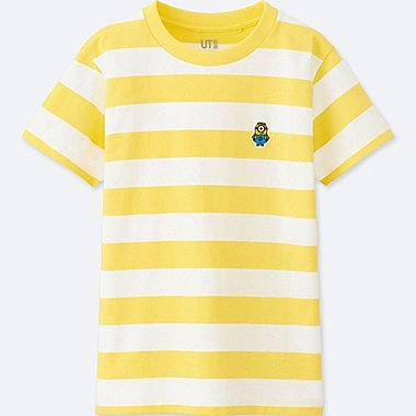 Kinder Minion Bello Summer T-Shirt
