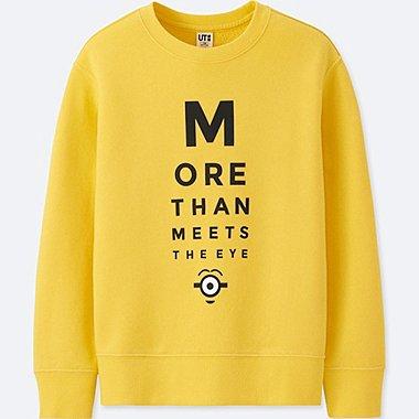 Kinder UT Sweatshirt Minions