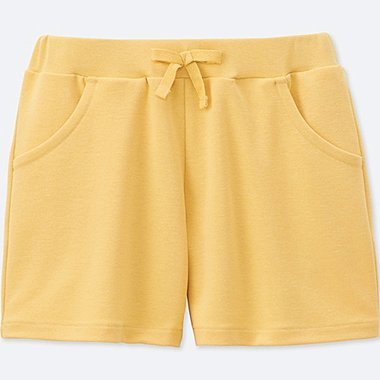 GIRLS JERSEY EASY SHORTS