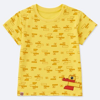 BABIES TODDLER LEGO® GRAPHIC PRINT T-SHIRT