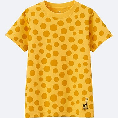BOYS SPRZ NY SHORT SLEEVE GRAPHIC T-SHIRT (JASON POLAN), YELLOW, medium