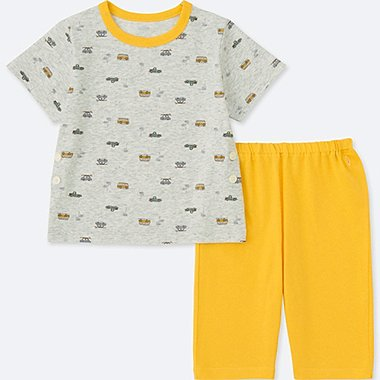 BABIES TODDLER DRY SHORT SLEEVE