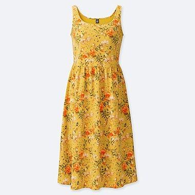 0babd4e3df WOMEN STUDIO SANDERSON FOR UNIQLO SLEEVELESS BRA DRESS