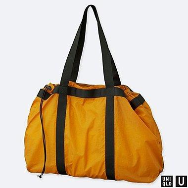 U LIGHTWEIGHT BAG, YELLOW, medium
