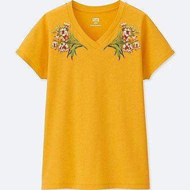 Damen T-Shirt Studio Sanderson (Runndhalsausschnitt)