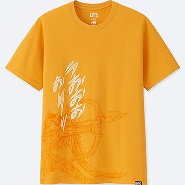 T-SHIRT GRAPHIQUE JUMP 50th (Les chevaliers du zodiac)