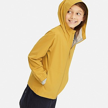 KIDS BLOCKTECH PARKA