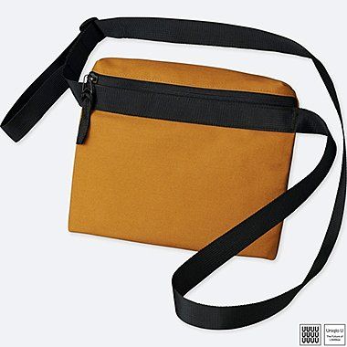 U MINI SHOULDER BAG, YELLOW, medium