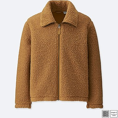 MEN UNIQLO U Fleece Jacket