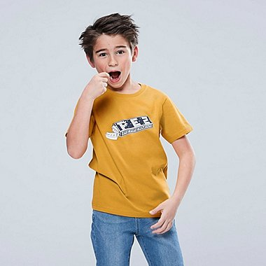 KIDS THE BRANDS PEZ GRAPHIC PRINT T-SHIRT