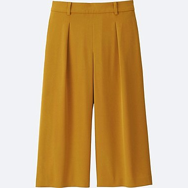 WOMEN Easy Care Drape Gaucho Trousers