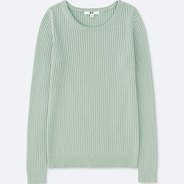 Women's Sweaters Cotton Cashmere | UNIQLO US | UNIQLO US