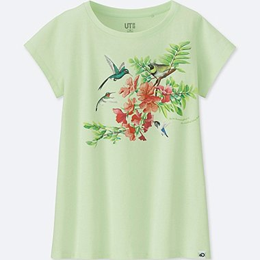 GIRLS DISCOVERY CHANNEL SHORT SLEEVE GRAPHIC T-SHIRT
