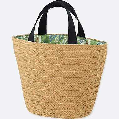 WOMEN (ÉPICE COLLECTION)  BASKET BAG, GREEN, medium