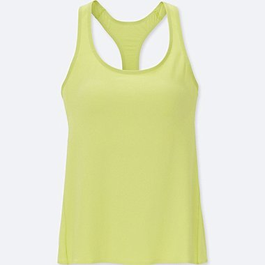 WOMEN AIRism SEAMLESS RACER BACK BRA SLEEVELESS TOP