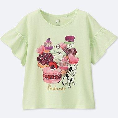 GIRLS LADURÉE Graphic T-Shirt