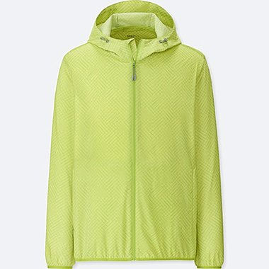 MEN SPRZ NY POCKETABLE PARKA (FRANCOIS MORELLET), GREEN, medium