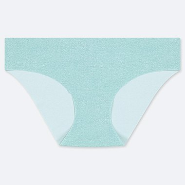 WOMEN AIRISM ULTRA SEAMLESS HEATHER KNICKERS