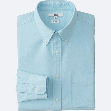 HERREN Oxford Hemd Slim Fit