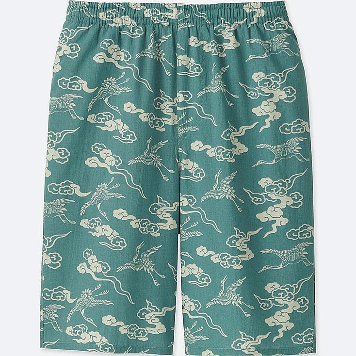 Herren 100% Baumwoll Karakami Karacho Shorts by Uniqlo