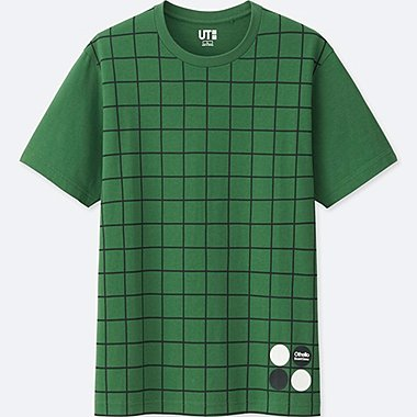 THE BRANDS SHORT-SLEEVE GRAPHIC T-SHIRT (OTHELLO), GREEN, medium