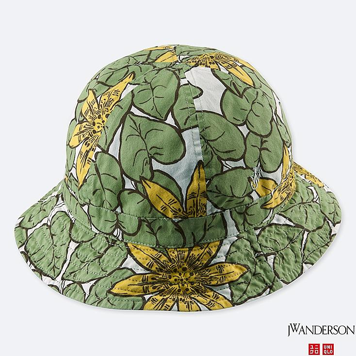REVERSIBLE HAT (JW Anderson), GREEN, large