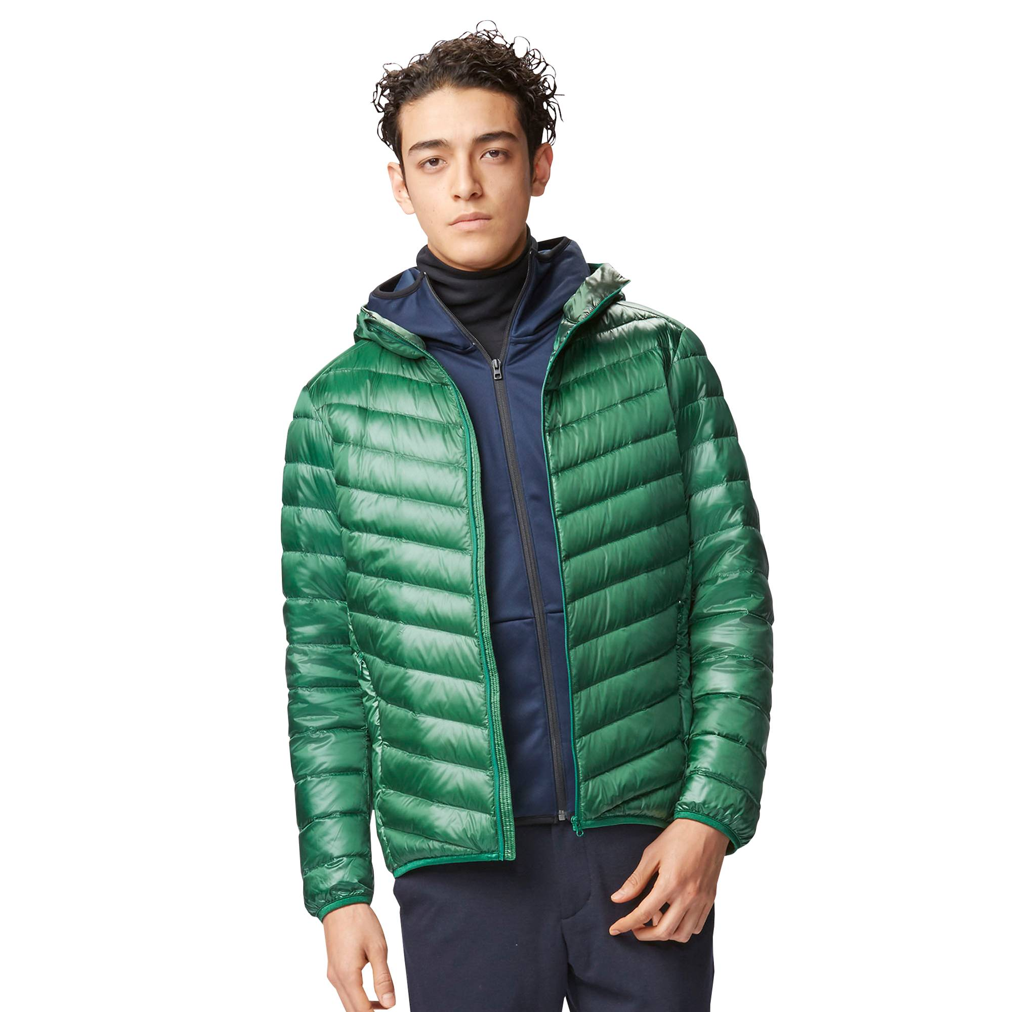 MEN ULTRA LIGHT DOWN HOODED JACKET | UNIQLO US