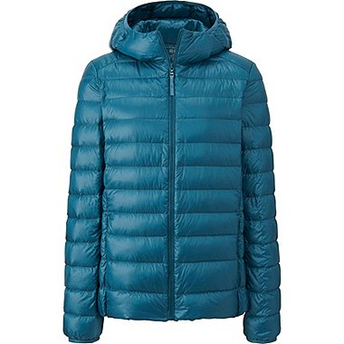 WOMEN ULTRA LIGHT DOWN PARKA, GREEN, medium