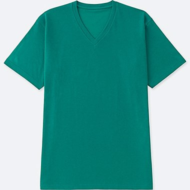 T-Shirt Dry V Neck Manches Courtes HOMME