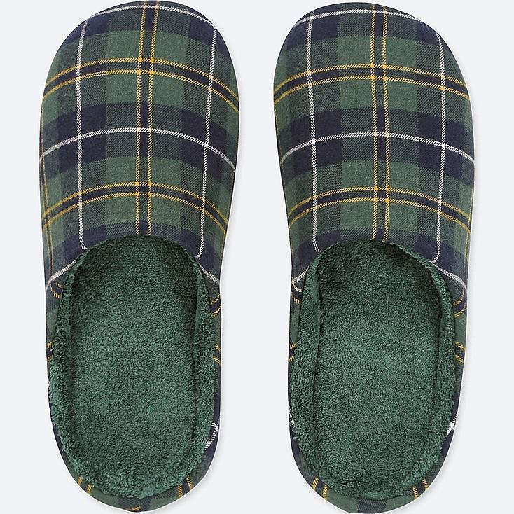 PATTERNED SLIPPERS | Tuggl